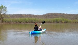 Pine Grove Kayak Tour @ Lake Monroe